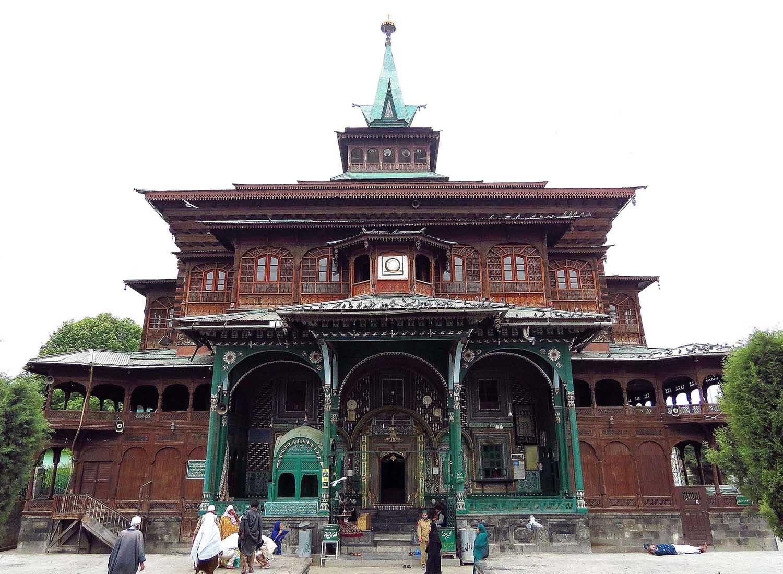 Shah Madan Mosque, Srinagar.