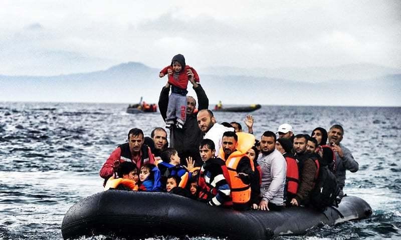 11 migrants, including three children, drown off Turkey