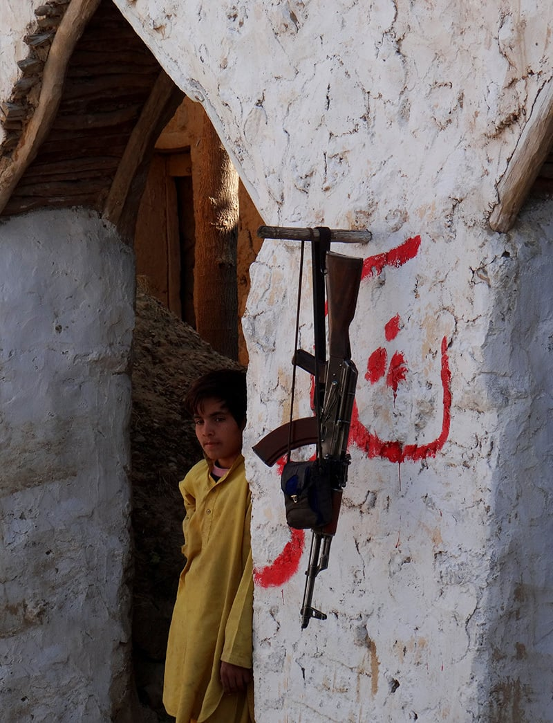 'Salute to the suicide bomber': Enter Janokhar village, Fata's connection to the world