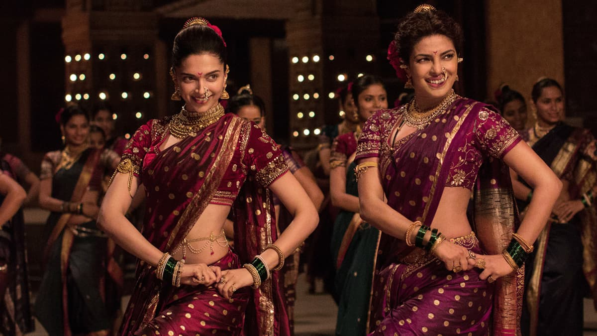 Despite Bhansali's denial, it's obvious that 'Pinga' is 'Dola Re'-inspired