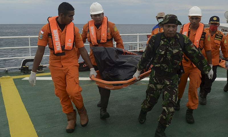 40 more bodies recovered in Indonesian boat accident, death toll reaches 63