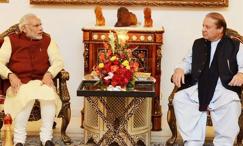 'Nawaz-Modi meet should end Indian aggressiveness'