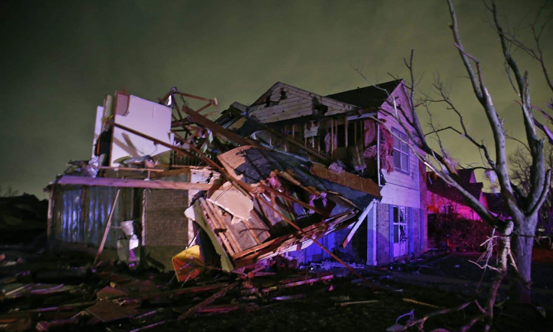 Recovery underway as US storm deaths reach 25 - World - DAWN.COM