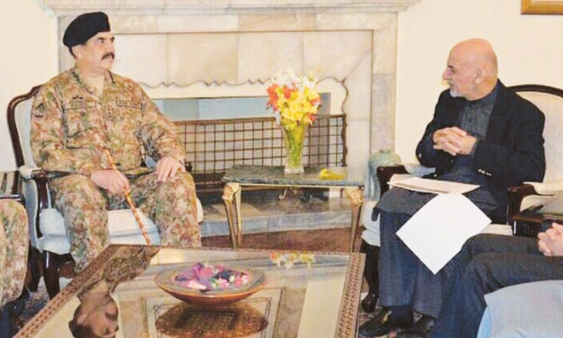 Islamabad, Kabul agree upon steps for Taliban talks