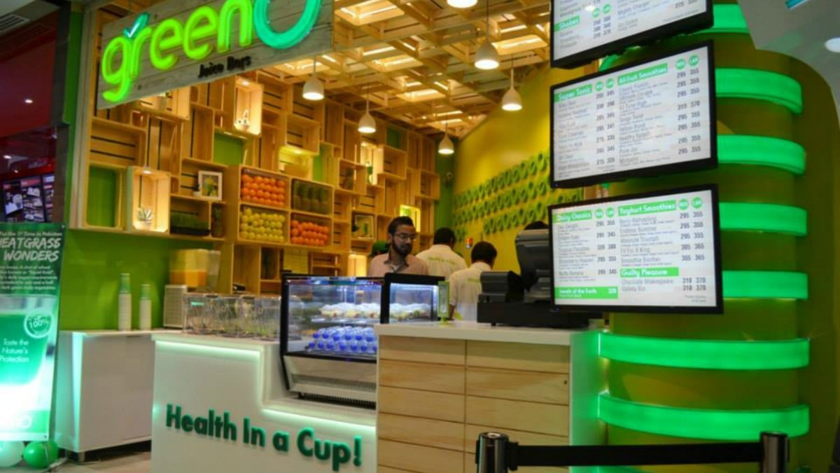 The Greeno bar located at The Place —Photo courtesy: Greeno Facebook page