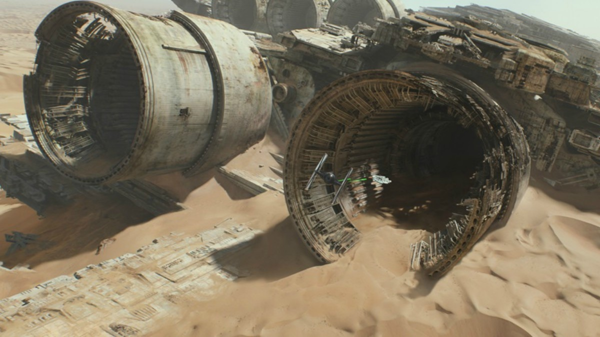 A frontier desert world, Jakku is home to thieves, outlaws and scavengers.