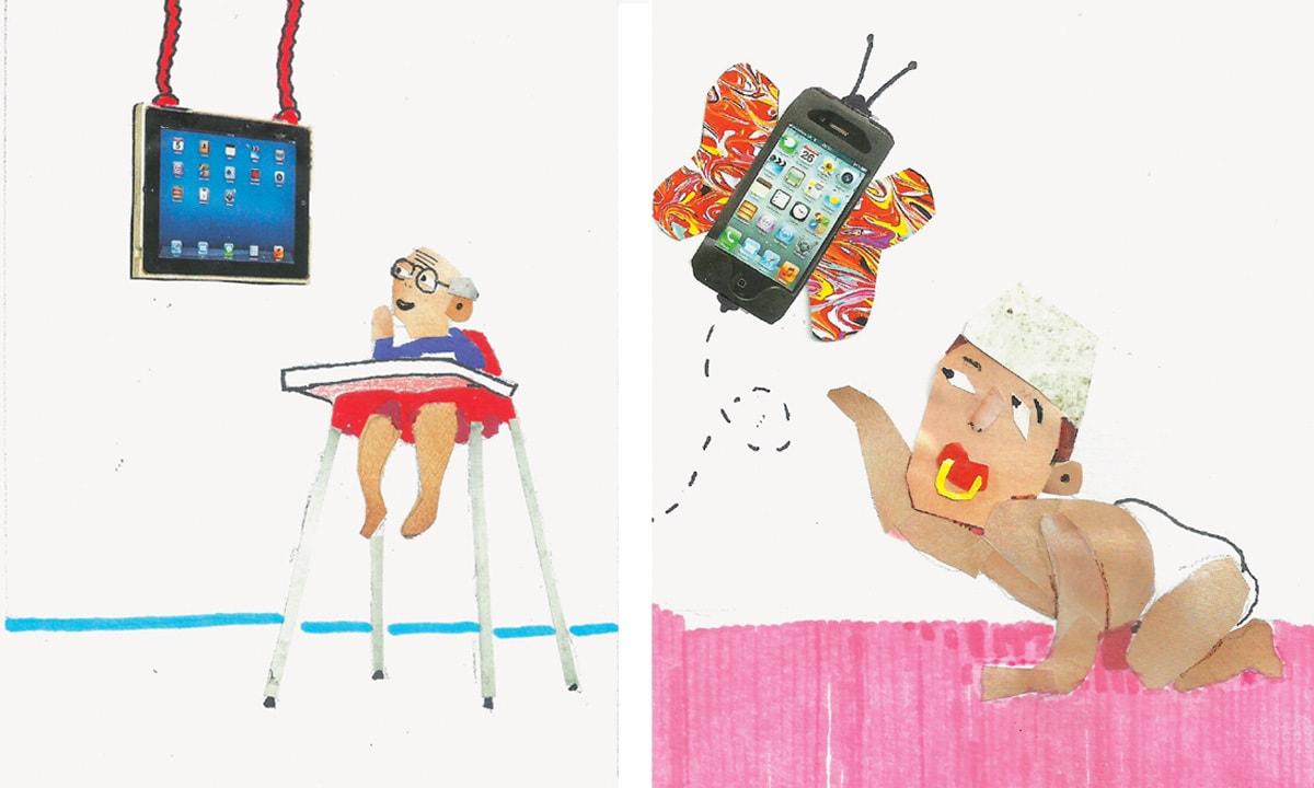 Illustrations by Safwan Subzwari