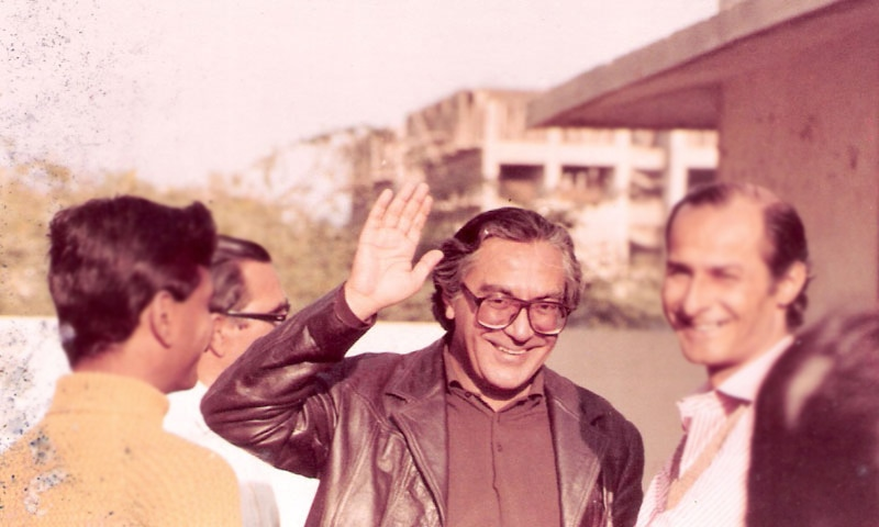 Azhar, the man who knew TV, dies