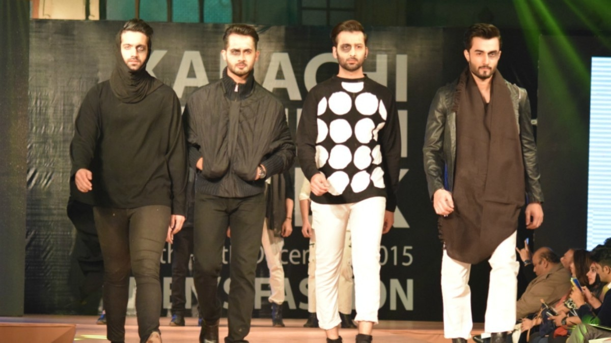 Does Pakistan really need a men's fashion week?