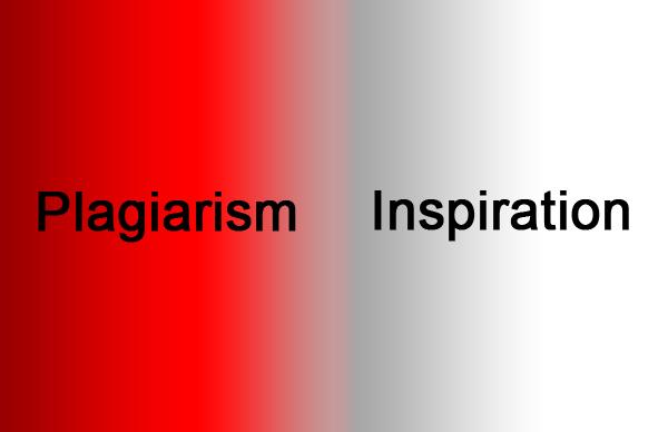 Chori is not inspiration