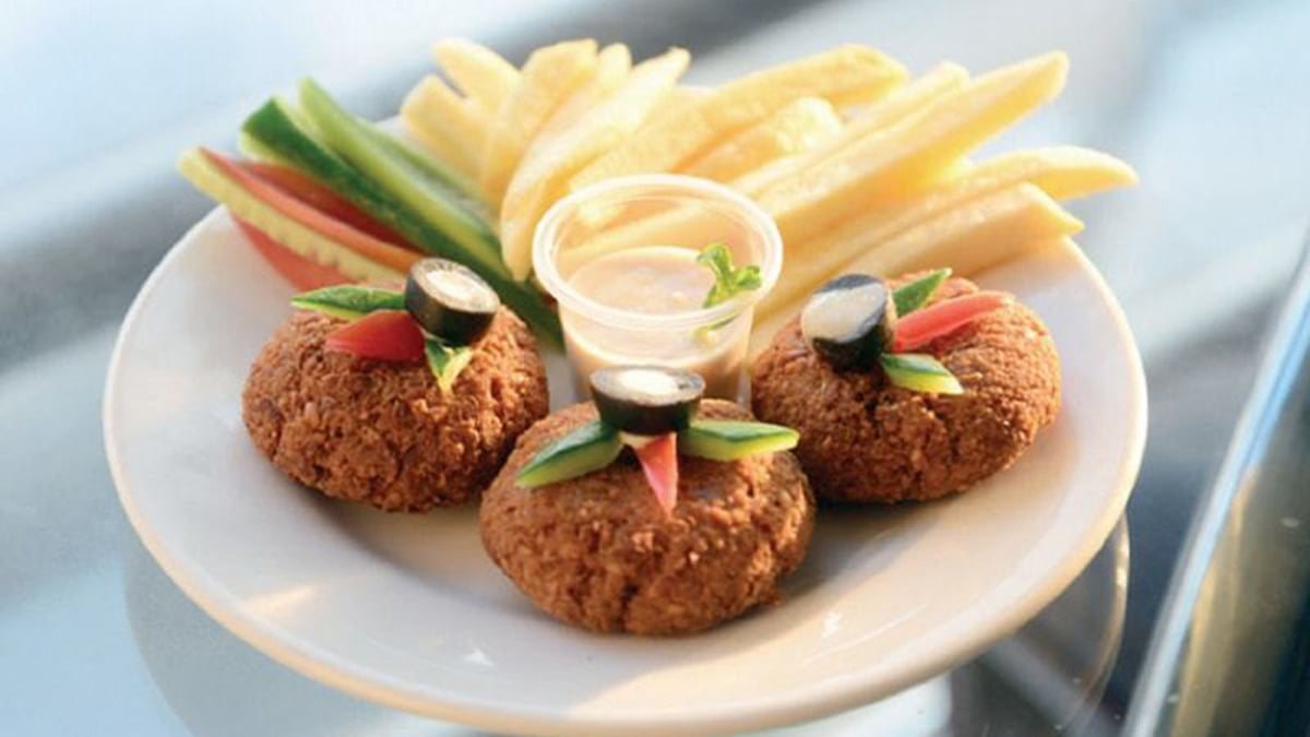 Falafel — a taste of the Middle East in Islamabad