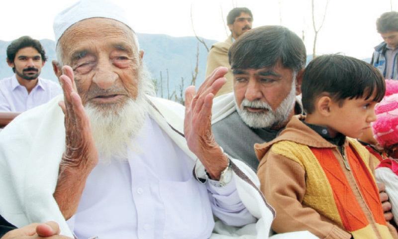 Oldest Swati recalls 'golden era' of Swat State