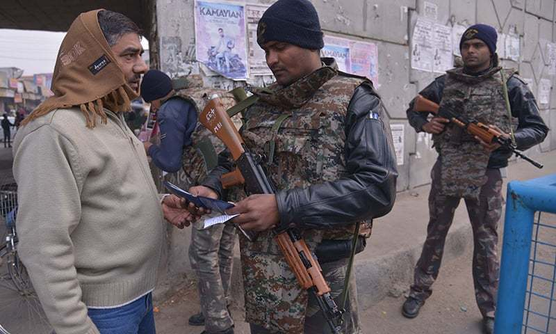 Missed clues and lax security in runup to Pathankot Indian Air Force base attack