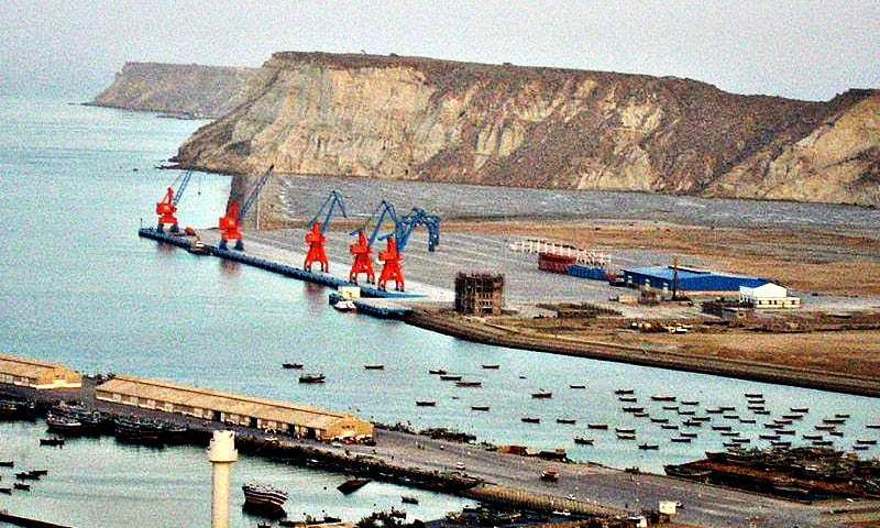 CPEC: Pakistan Navy ramps up security at Gwadar