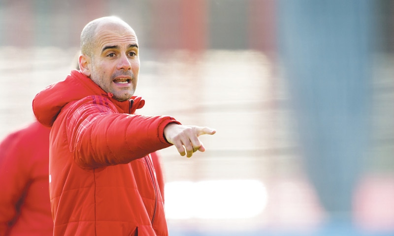 Guardiola 'wants to coach in England' after Bayern