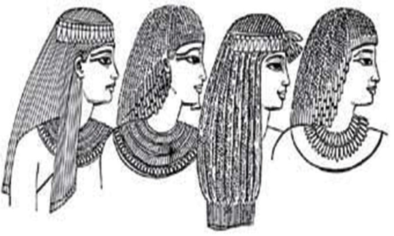 History Of Hairstyles In Egypt