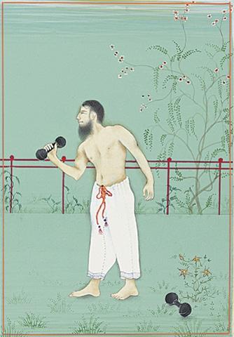 Modern enlightenment, Imran Qureshi