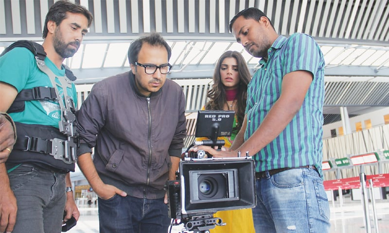 Director Nasir Khan