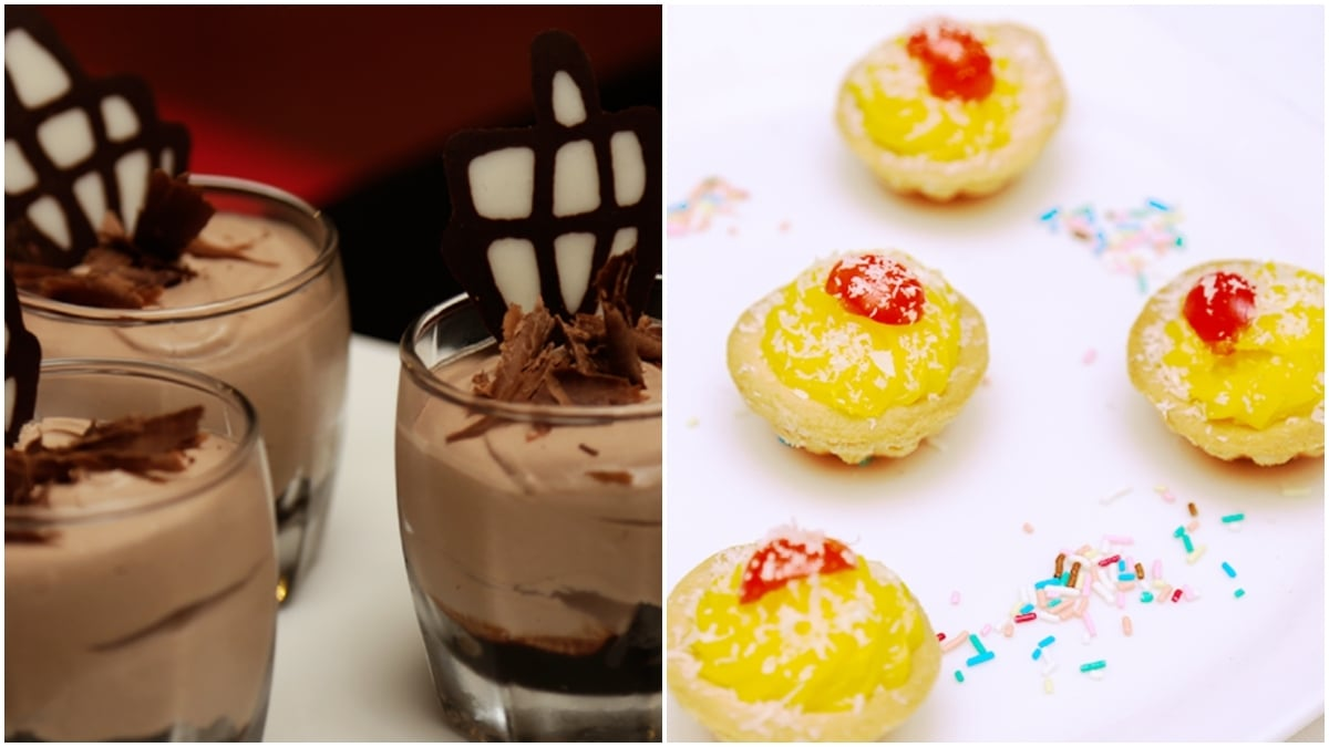 Shakes and pastries can be a sweet end to your Lebanese meal