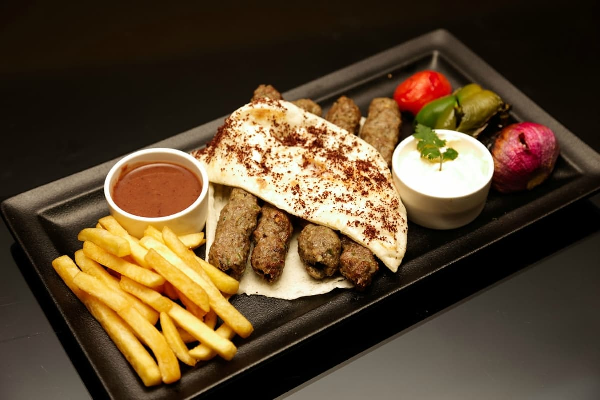 Grilled Lamb Kafka is a must-try for those wishing for a hearty meal