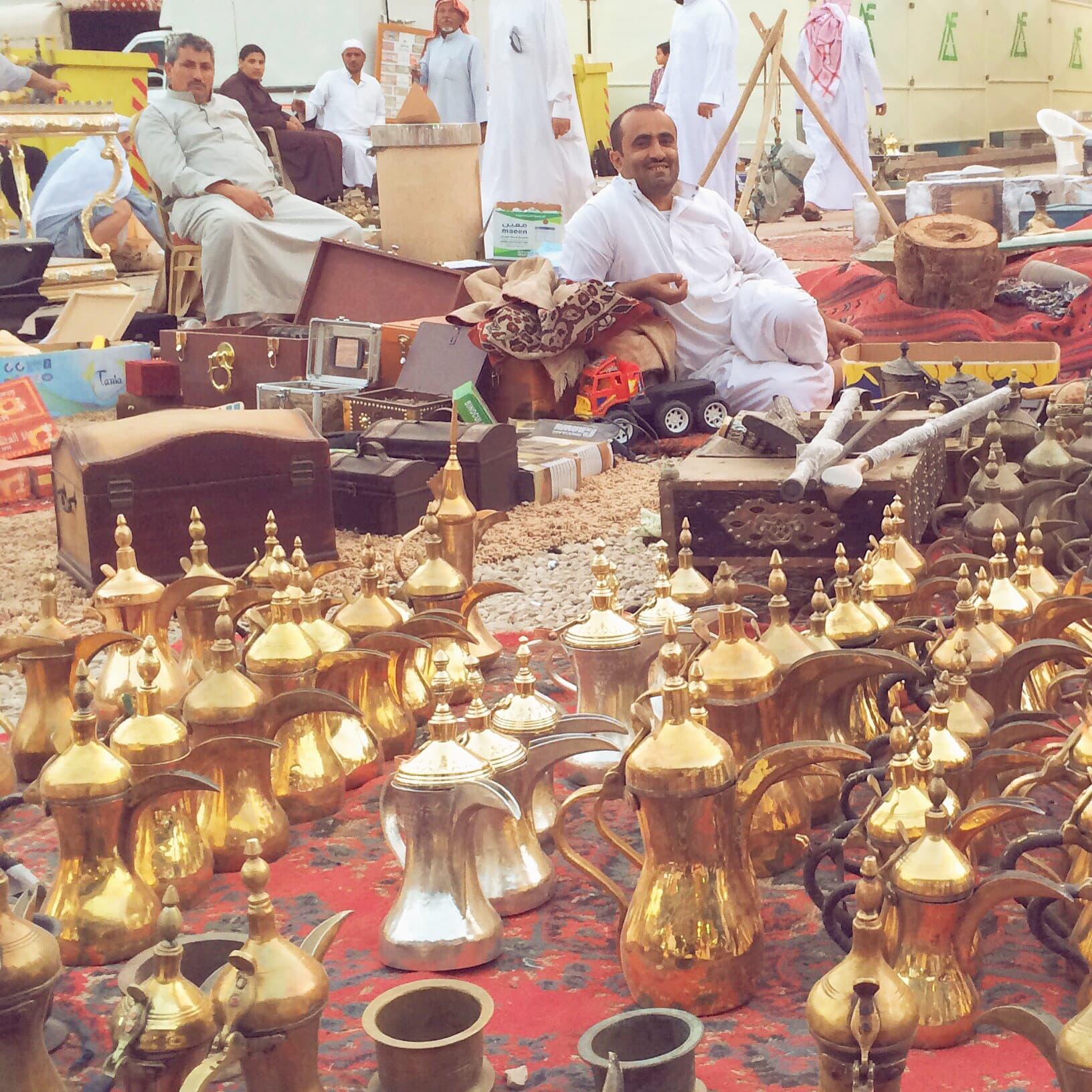 Souqs And Street Art The Lesser Known Riyadh Dawn Com