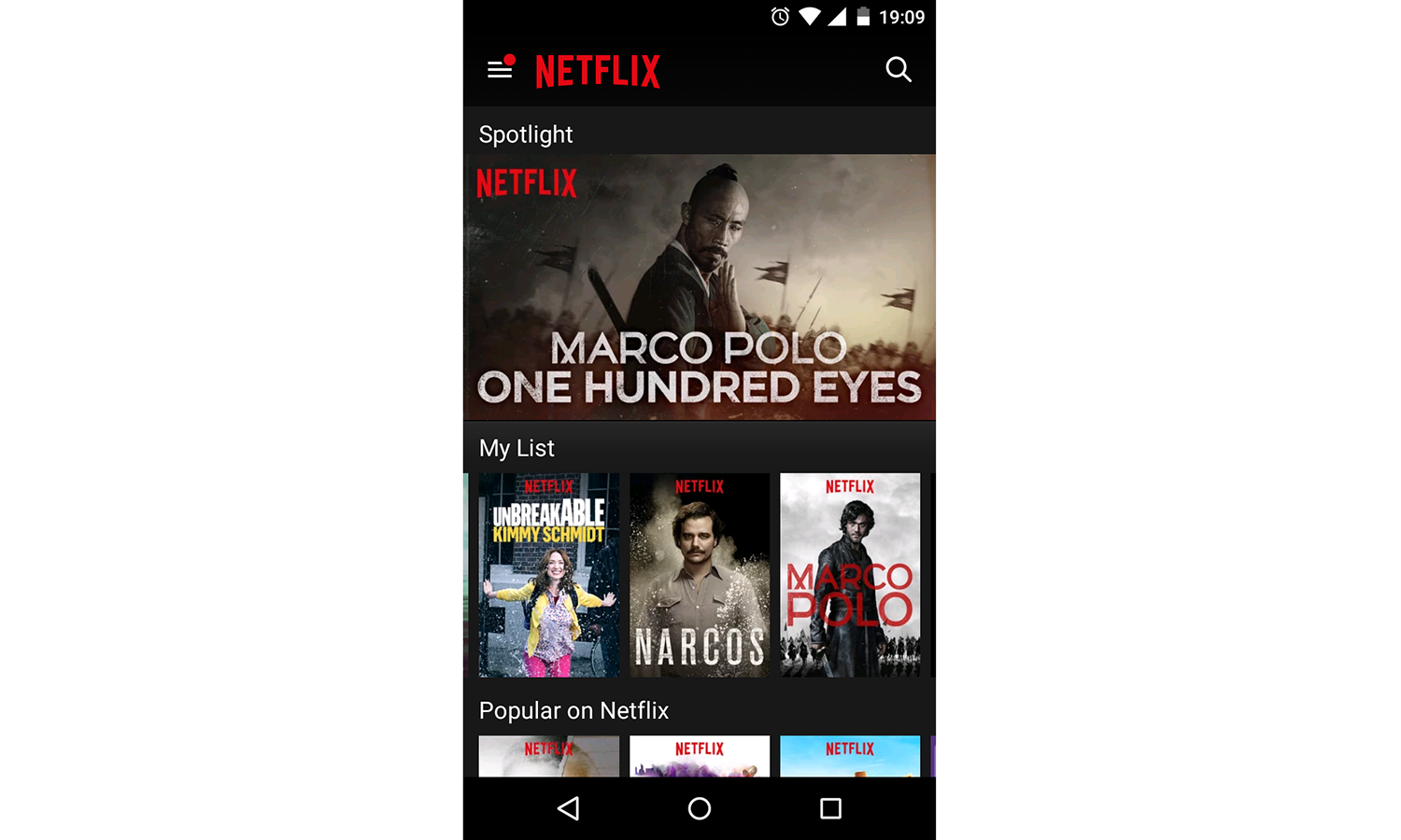 Netflix expanded to 130 countries, including Pakistan, where the app for smartphones is now available on the Google Play store. ─ Photo: Hufsa Chaudhry