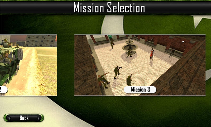 The first mission starts with a neat animation to take the player inside the school and into classes.