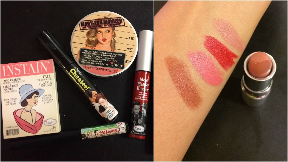 theBalm: We tried the newest makeup line to hit Pakistan so you don't have to