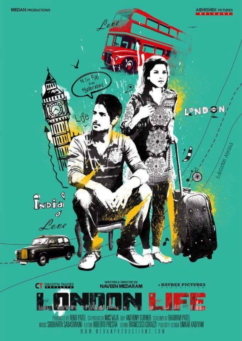 London Life poster