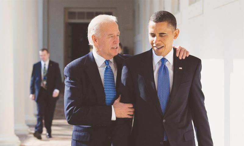 For Obama and Biden, a bond that transcends politics