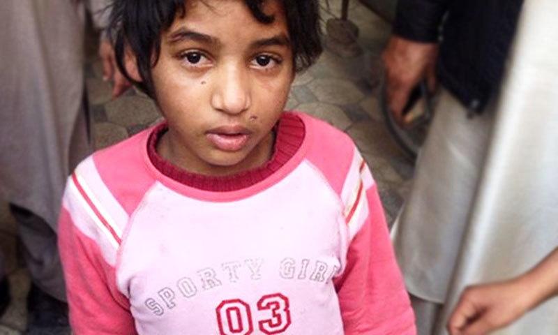 Rescued: 'Baji, open the door, I'm dying in here'