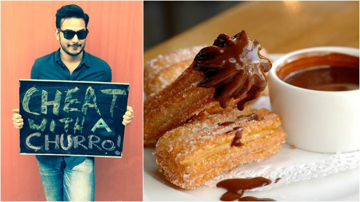 Another popular name from last time: Rayyan Durrani's Churros and Choc will also be coming back this year