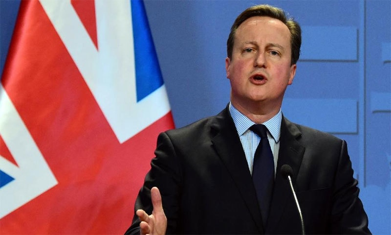 Muslim women must learn English or be deported: British PM