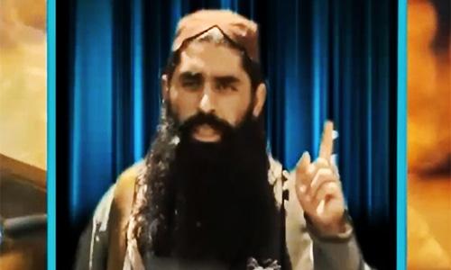 Who is Taliban commander Umar Mansoor?