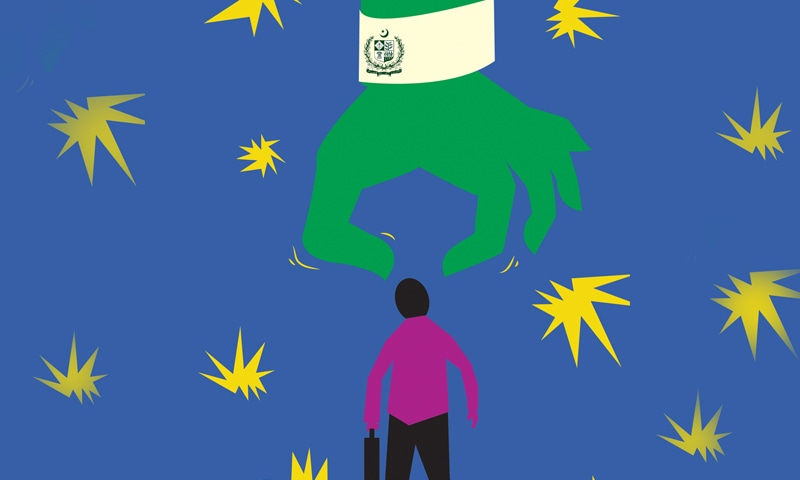 Illustration by Marium Ali