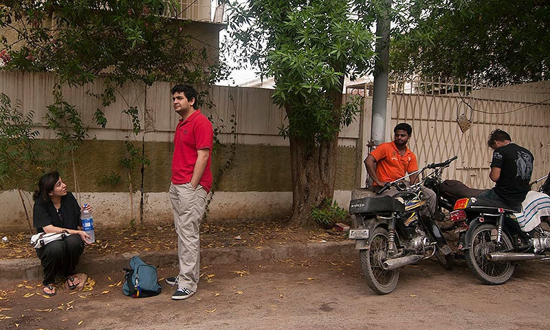 Public misogyny: Chronicles of a boy on Karachi's streets