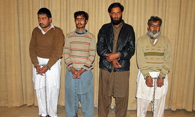 'Facilitators' behind BKU attack revealed after DG ISPR's press conference