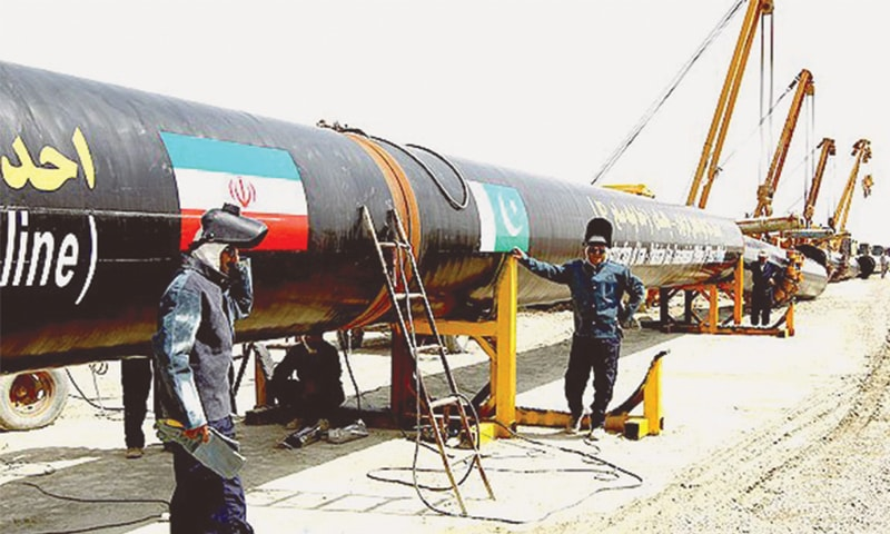 Eyeing Pakistan-Iran trade potential