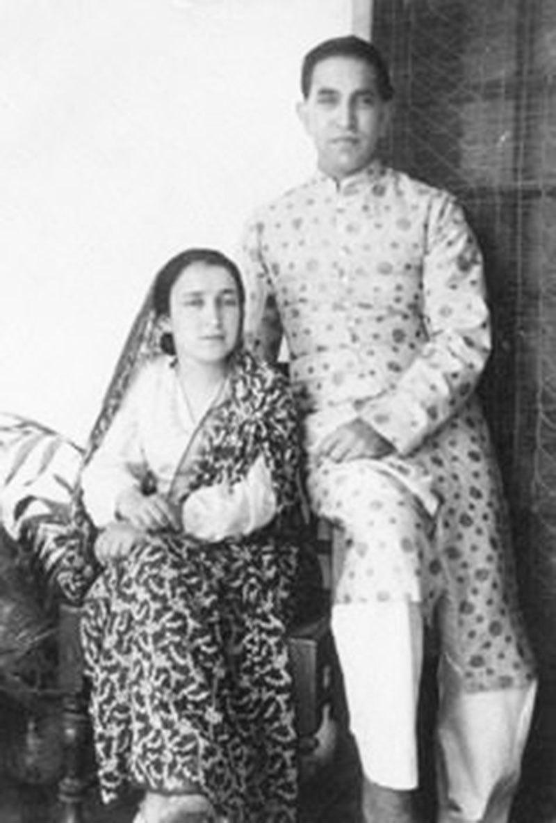 KA Hamied and Luba Hamied.