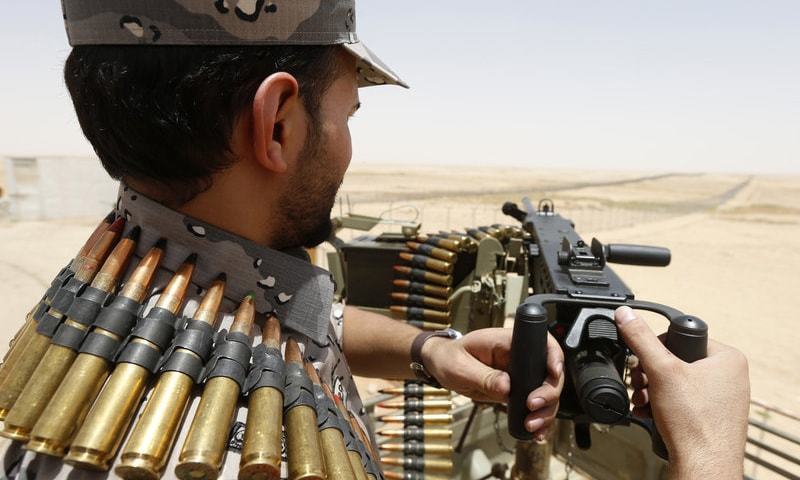 Saudi soldier dies in border shelling from Yemen