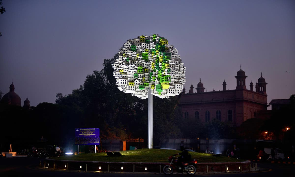 Lahore Biennale — Art for the public