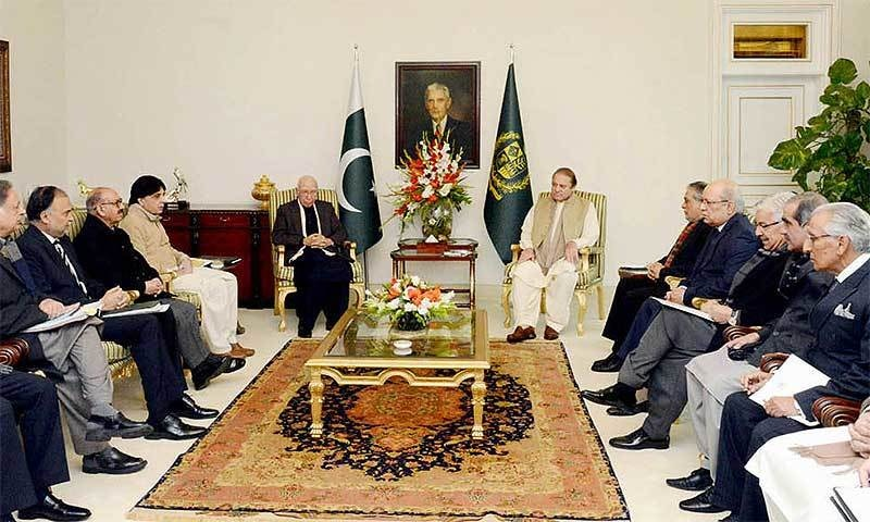 Prime Minister says Pakistan's image abroad has improved due to the untiring efforts of his diplomatic team.─ Photo: PID