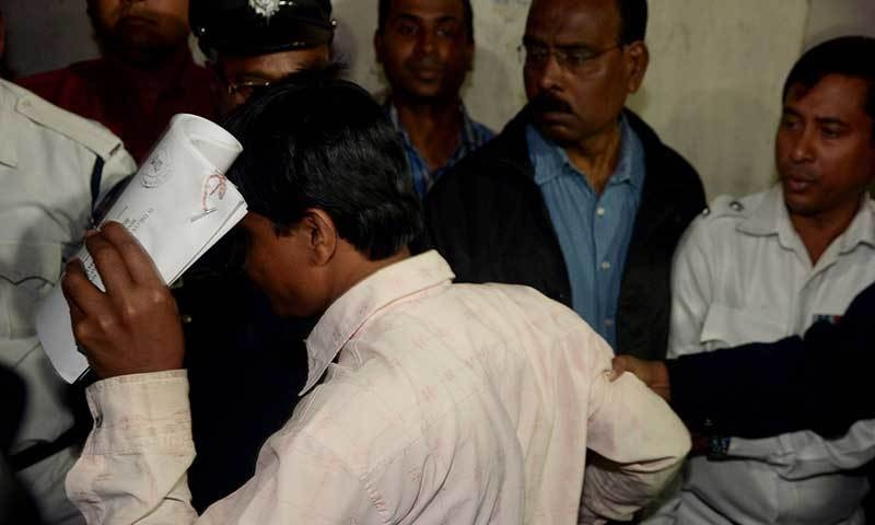 Three sentenced to death for gang-rape, murder in India