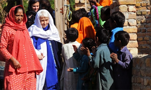 'Mother Teresa of Jhandi' who cured leprosy among locals