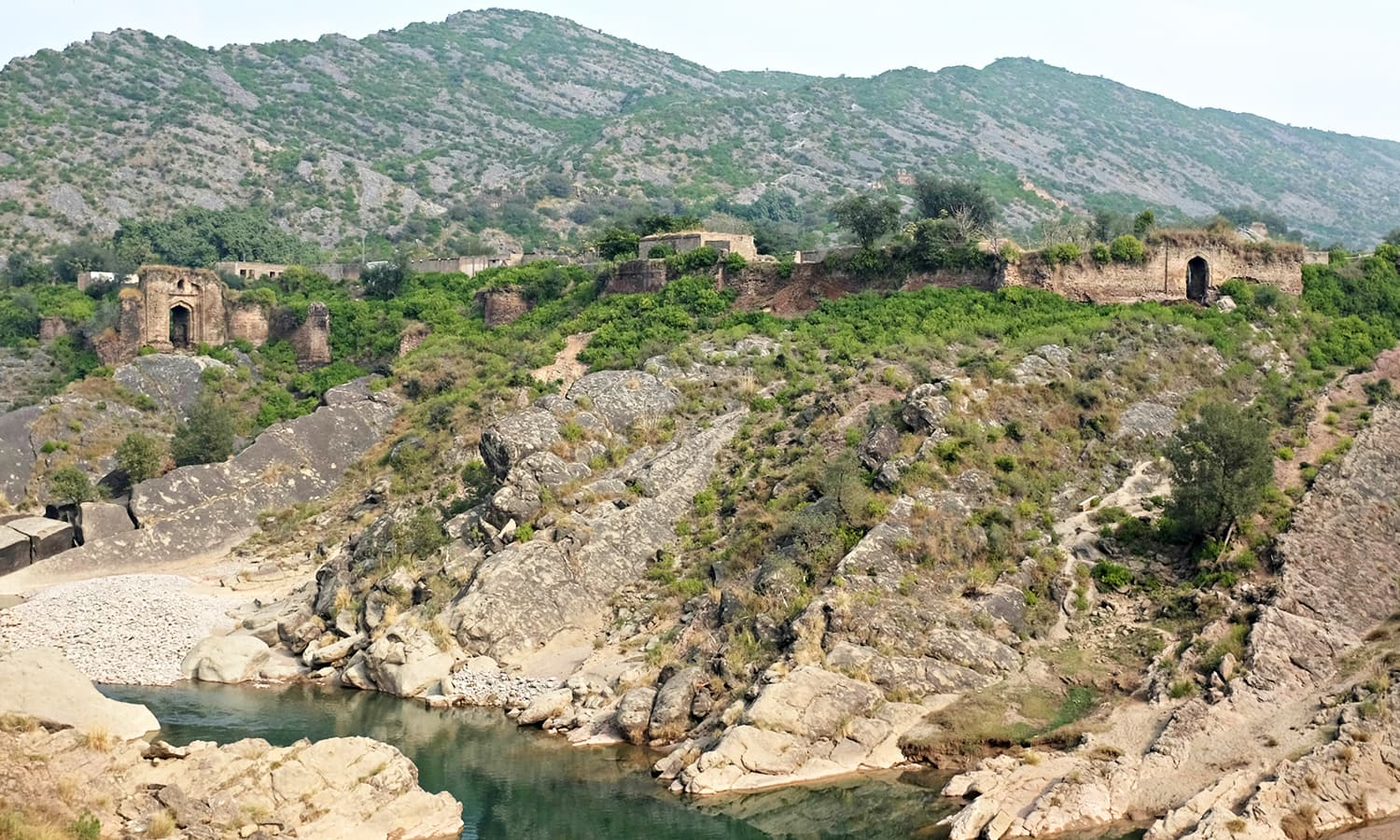 Pharwala Fort is South Asia's most unassailable fort.