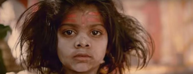 Yup, kids in India basically look like Mowgli from Jungle Book - Screenshot from Iggy Azalea's Bounce