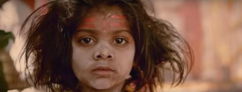 Yup, kids in India basically look like Mowgli from Jungle Book - Screenshot from Iggy Azalea's Bounce