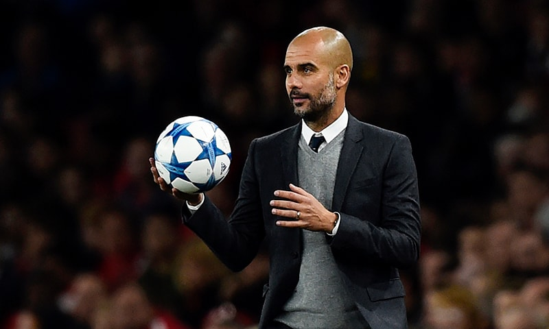 At Bayern, Pep won back-to-back league titles and leaves with the side on course for a third. — Reuters/File