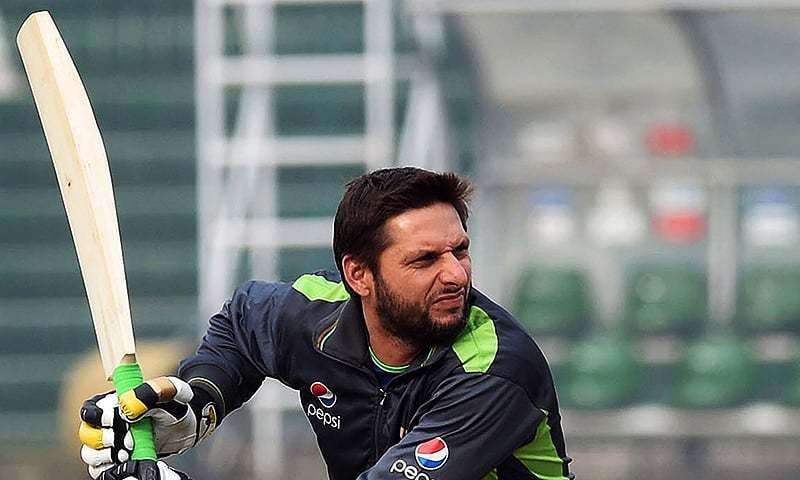 PSL to help seniors, youngsters improve: Afridi