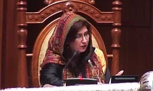 People who threatened me were killed, Shehla Raza cautions Sindh Assembly members